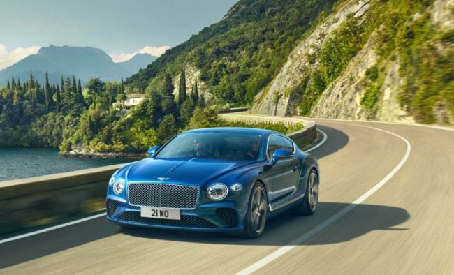VIDEO: Noul Bentley Continental GT este disponibil pe piata