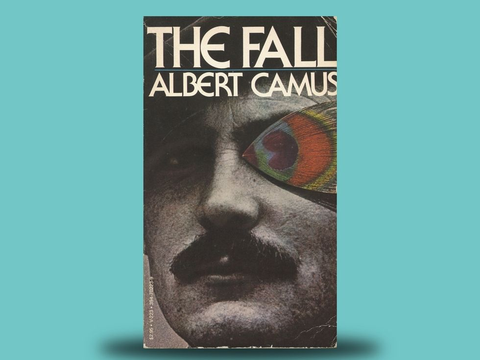 an analysis of the philosophy in the fall by albert camus Camus's philosophy of action: one of camus's greatest philosophical concerns is the possibility that life is meaningless—and the need (in spite of this living an experience, a particular fate, is accepting it fully camus then goes on to declare that one of the only coherent philosophical positions is thus.