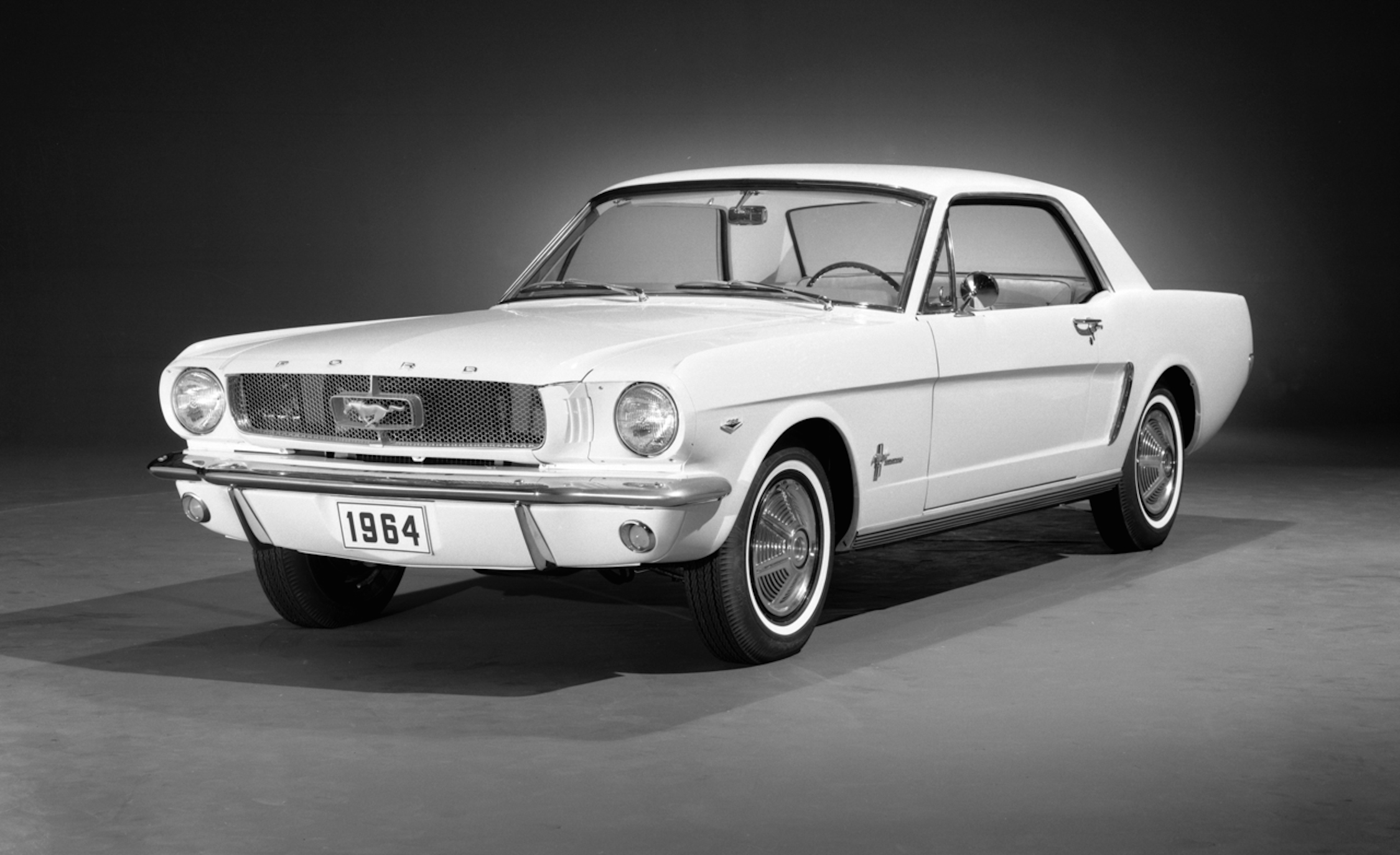 Ford Mustang, 1964