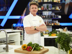 GORDON RAMSAY REVINE IN FORTA, LA TV PAPRIKA