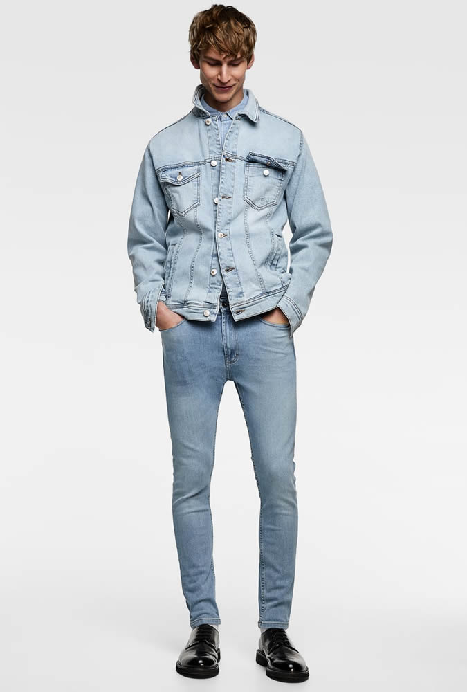 Tinuta full denim