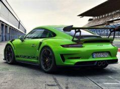 Porsche 911 GT3 RS facelift: modelul primeste imbunatatiri estetice si tehnice