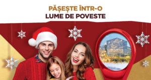 In luna decembrie, paseste intr-o lume de poveste la ParkLake Shopping Center