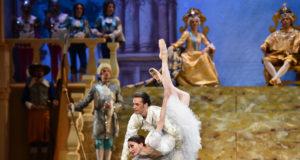 Noua stea a baletului mondial, Antonio Casalinho, va dansa pe scena Operei Nationale din Bucuresti pentru sansa la viata a unei fetite din Romania