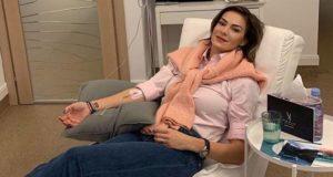 "Roxana Ciuhulescu, megaboost de vitamine. ""Mi-e frica de gripa"", recunoaste vedeta"
